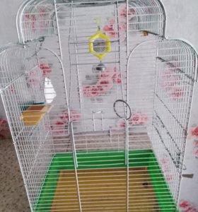 Клетка для папугая