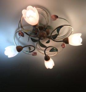 Лампа, бра, торшер