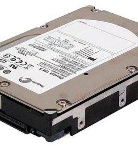 Scsi HDD Seagate Cheetah 15K.5 73.4Gb ST373455LC