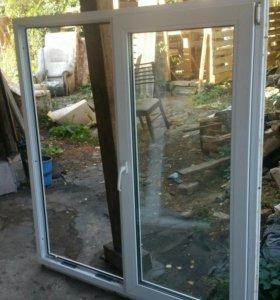 Окна и дверь пвх