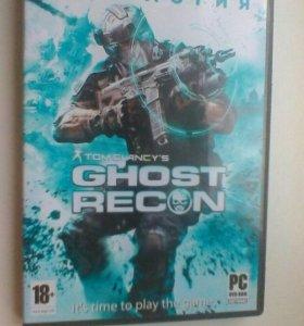 Игра Ghost Recon.