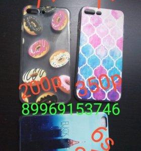 Чехлы на iPhone 6s, 7+