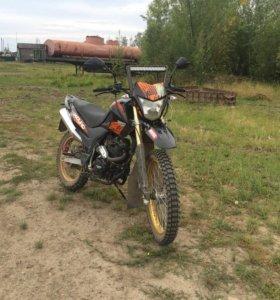 Мотоцикл Эндуро 250 2015