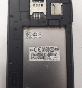 LG Optimus L7 P705 (на запчасти) мёртвая плата