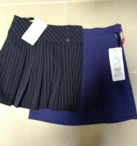 Новые юбки р122-146