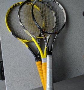 Теннисные ракетки HEAD EXTREME PRESTIGE и SPEED