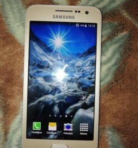 Телефон Samsung Duos A3