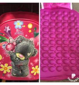 Детский рюкзак с 3D объемным рисунком