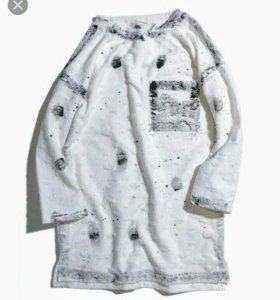 Новое платье свитер 42-46