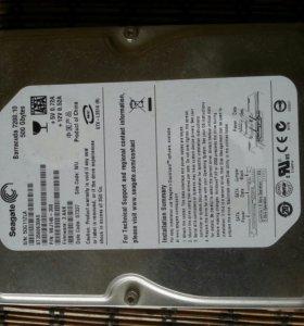 жесткий диск 500 Гб Seagate 7200.10
