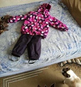 Осений детский костюм