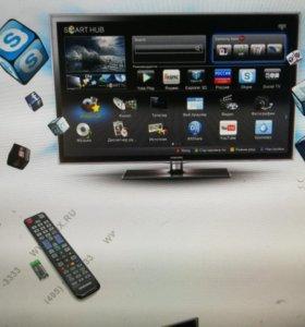 3D телевизор SAMSUNG UE-40 D6100 в упаковке