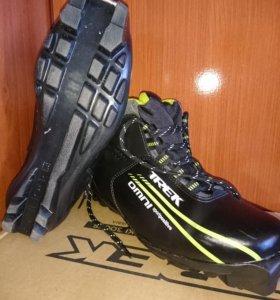 Лыжные ботинки 36,40 разм