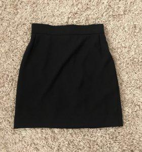 классическая юбка школьная