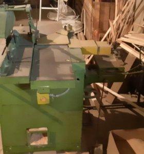 Комбинированный деревообрабатывающий станок КС-2