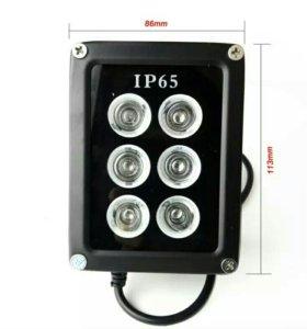 Ночное видение для CCTV камер