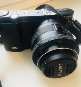 Фотоаппарат Samsung nx3300