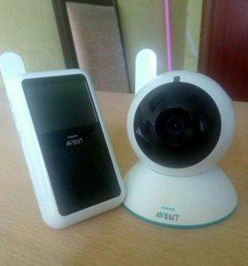 Видеоняня Philips Avent SCD600
