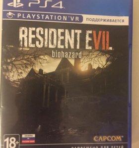 Resident evil 7(biohazard)