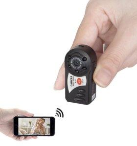 WiFi камера, IP камера Мини Trinidad wolf Q7