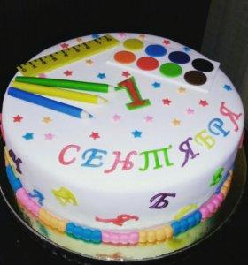 Торт на заказ любой сложности!!!