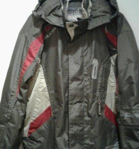 Куртка, б/у, рост 146, весна-осень