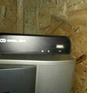 Телевизор JVS 70см.