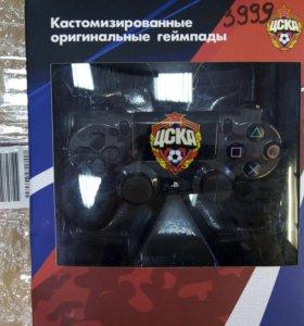 Джойстик для PS IV (ЦСКА)