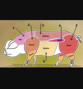 Рубщик мяса