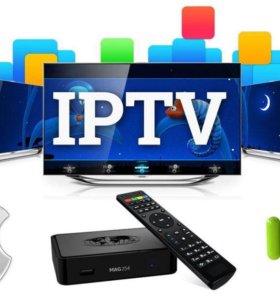 Телевидение iptv