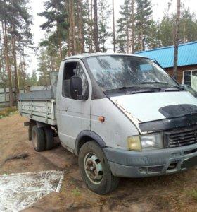 ГАЗЕЛЬ ГАЗ-3302