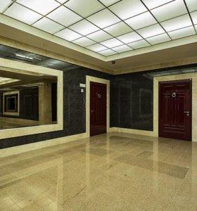 Квартира, свободная планировка, 130 м²