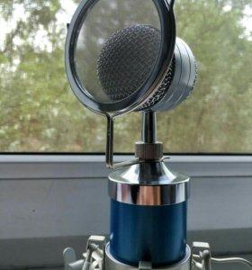 Конденсаторный микрофон BM-8000 с металлической по
