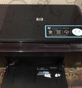 Принтер HP Photosmart C4783 WiFi
