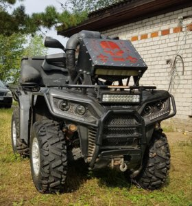 ATV Linhai-Bighorn 700