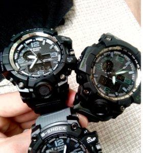 Casio G-Shock на выбор