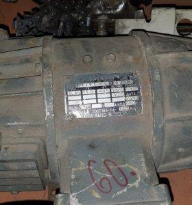 Электродвигатель постоянного тока