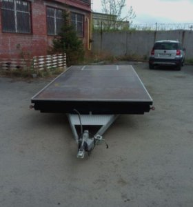 Прицеп двухосный легковой Г/П 1750 кг 4100*2100 см.