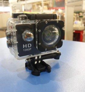 Экшн камера + автомобильный видеорегистратор