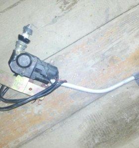Антена в передний бампер honda