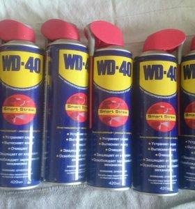 Смазка WD-40, Wurth, Blue