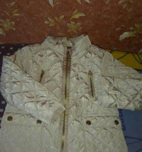 Куртка демисезонная  1_3года