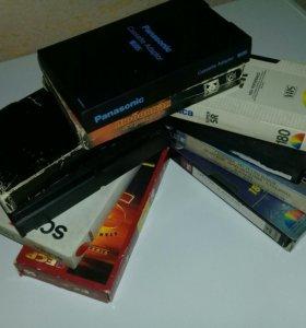 Продаю видеокассеты 10шт