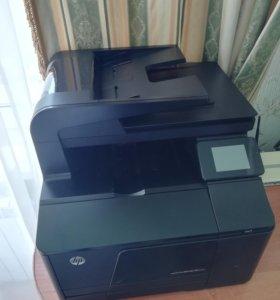 Принтер HP laserJet pro 200 color
