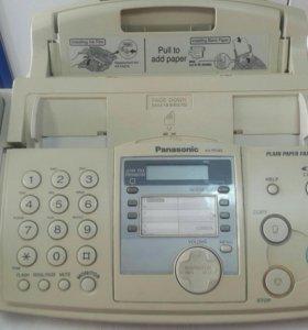 Телефон Panasonic факс