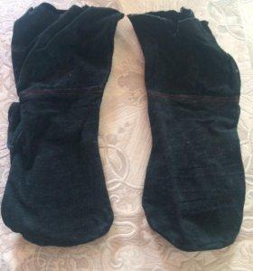 Краги сварочные и перчатки