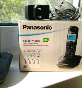 Стационарный телефон Panasonic KX серии