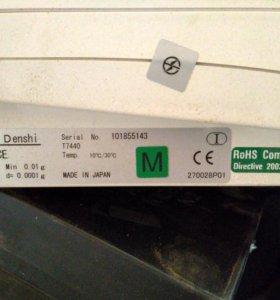 Весы аналитические shinko denshi htr-220ce