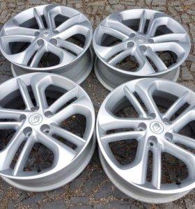 Renault Koleos литые диски