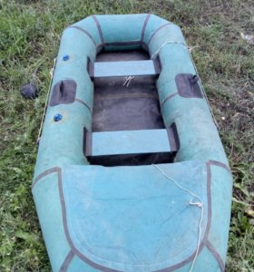 Продам надувную лодку марки Омега-2